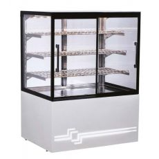 VITRINE CHAUFFANTE MAP CUBE HOT LIBRE - SERVICE 990 X 735 X 1344 mm