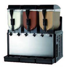 Distributeur à granité 3 x 10 litres (3 cuves)
