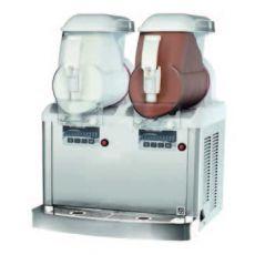 Distributeur de glaces italiennes (2 cuves)