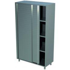 Armoire inox 2000 x 600 2 portes